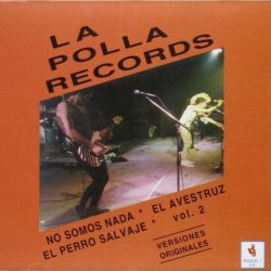 LA POLLA RECORDS - VOL.02 [CD]
