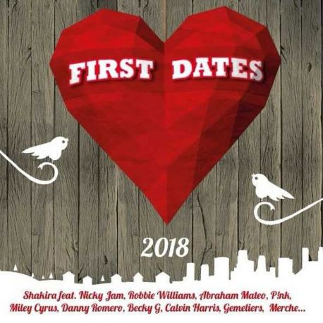 FIRST DATES 2018 - VARIOS - 2 CDS [CD]