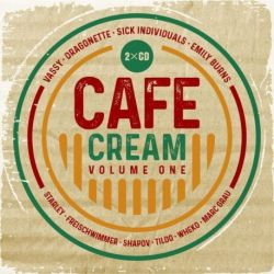 CAFÉ CREAM VOL.1 - VARIOS - 2CDS [CD]