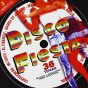 DISCO FIESTA - 36 TEMAS - MUSICA Y CANCIONES PARA DIVERTIRSE - 2CDS [CD]
