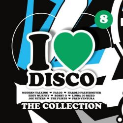I LOVE DISCO COLLECTION VOL.08 - VARIOS - 2CDS [CD]