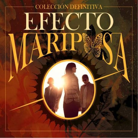 EFECTO MARIPOSA - COLECCION DEFINITIVA - 2CDS DIGI [CD]
