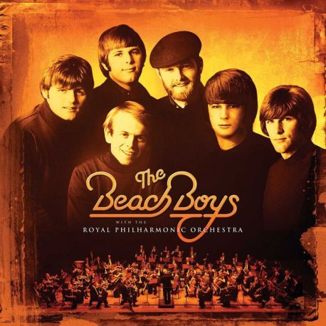 THE BEACH BOYS WITH THE ROYAL PHILHARMONIC ORCHESTRA [CD]