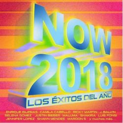 NOW 2018 - VARIOS - 2CDS [CD]