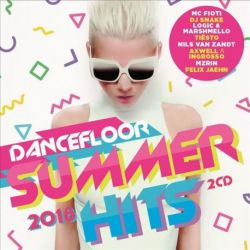 DANCEFLOOR SUMMER HITS 2018 - VARIOS - 2 CDS [CD]