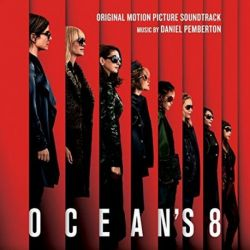 OCEAN'S 8 - ORIGINAL MOTION PICTURE SOUNDTRACK [CD]