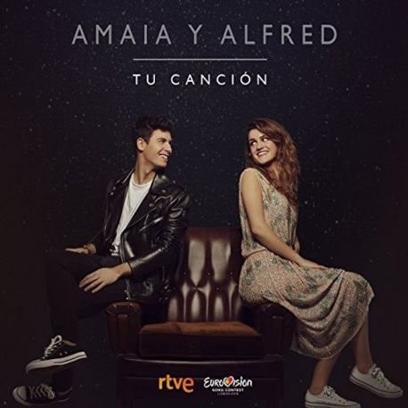 AMAIA ROMERO Y ALFRED GARCÍA - TU CANCIÓN - CD SINGLE [CD]