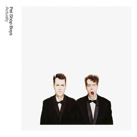 PET SHOP BOYS - ACTUALLY - CATALOGUE 1958-2012 [CD]