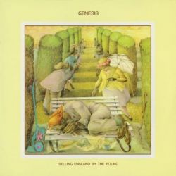 GENESIS - SELLING ENGLAND BY THE POUND - VINILO [LP]