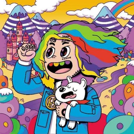 6IX9INE - DAY 69 - THE GRADUATION [CD]