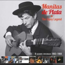 MANITAS DE PLATA - THE GIPSY LEGEND - BOX SET - 9CDS [CD]