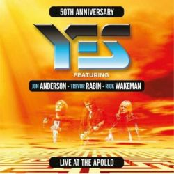 YES - FEATURING JON ANDERSON, TREVOR RABIN, RICK WAKEMAN - LIVE AT THE APOLLO - 3LPS [LP]