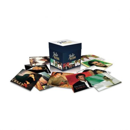 JULIO IGLESIAS - JULIO IGLESIAS - THE COLLECTION - 10CDS [CD]