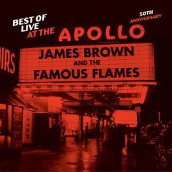JAMES BROWN - BEST OF LIVE AT THE APOLLO - 50TH ANNIVERSAY [CD]