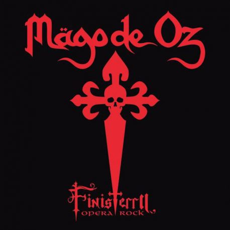 MAGO DE OZ - FINISTERRA OPERA ROCK - 2 CDS [CD]