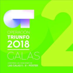 OPERACION TRIUNFO 2018 - VOL.2 - 4CDS [CD]