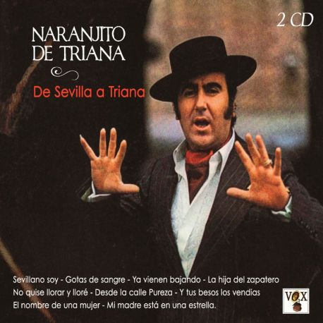 NARANJITO DE TRIANA - DE SEVILLA A TRIANA - 2CDS [CD]