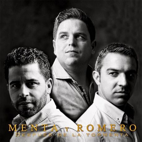 MENTA Y ROMERO - DESPUES DE LA TORMENTA [CD]