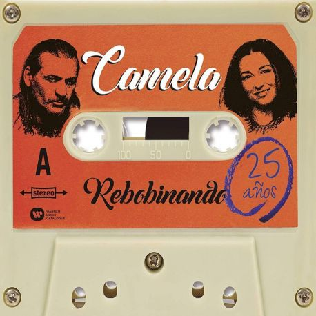 CAMELA - REBOBINANDO - 3CDS+DVD [CD]