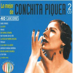 CONCHITA PIQUER - 40 CANCIONES - 2CDS [CD]