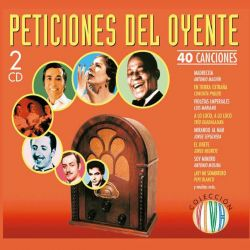 Peticiones Del Oyente - 40 Canciones - 2Cds [CD]
