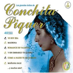 Conchita Piquer - Los Grandes Exitos - 40 Temas - 2Cds [CD]