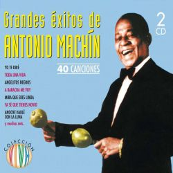 Antonio Machin - Grandes Exitos - 40 Canciones - 2Cds [CD]