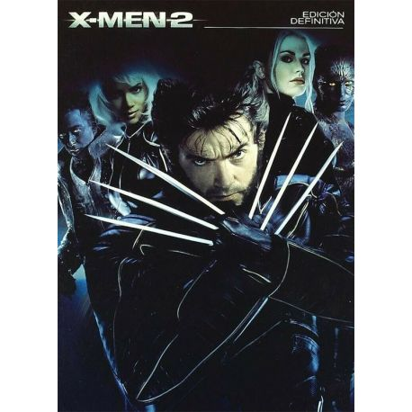 X-Men 2 - Edicion Definitiva - 2Dvds [DVD]