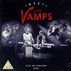 THE VAMPS - MEET THE VAMPS - LIVE IN CONCERT [DVD]