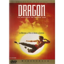 Dragon - La Historia De Bruce Lee [DVD]