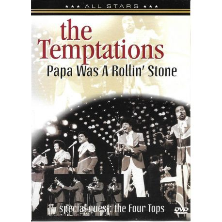 The Temptations - Papa Was A Rollin' Stone [DVD]