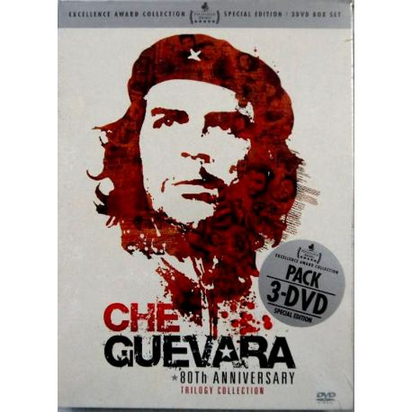 Che Guevara - 80 Th Anniversary - Trilogy Collection 3Dvds [DVD]