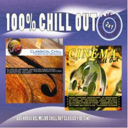 100% Chillout - Varios - 2Cds [CD]